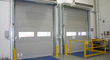 Industrial Doors Installation