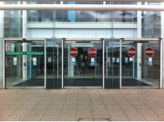 Erith - Install of new door operators complete with  safety devices